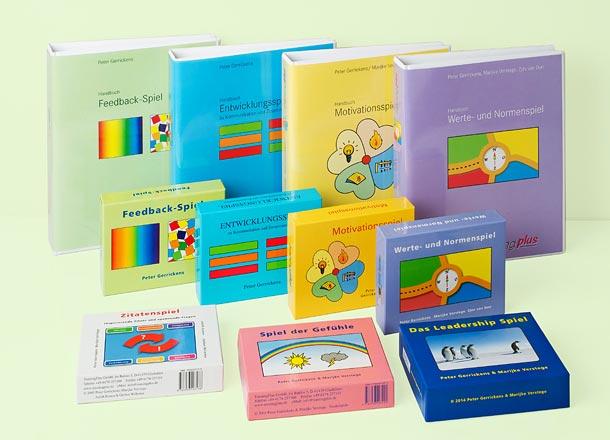 Instruktive und unterhaltende Kartenspiele
