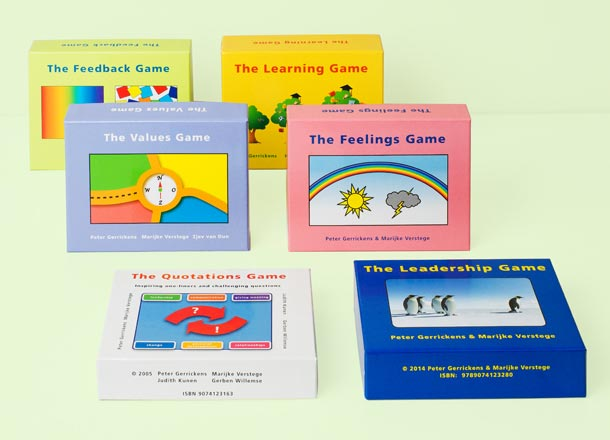 Instructive and fun card games